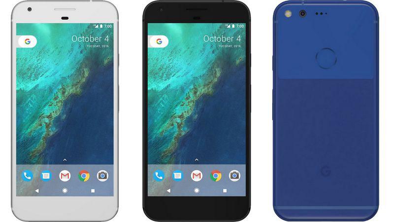 google-pixel-modèles