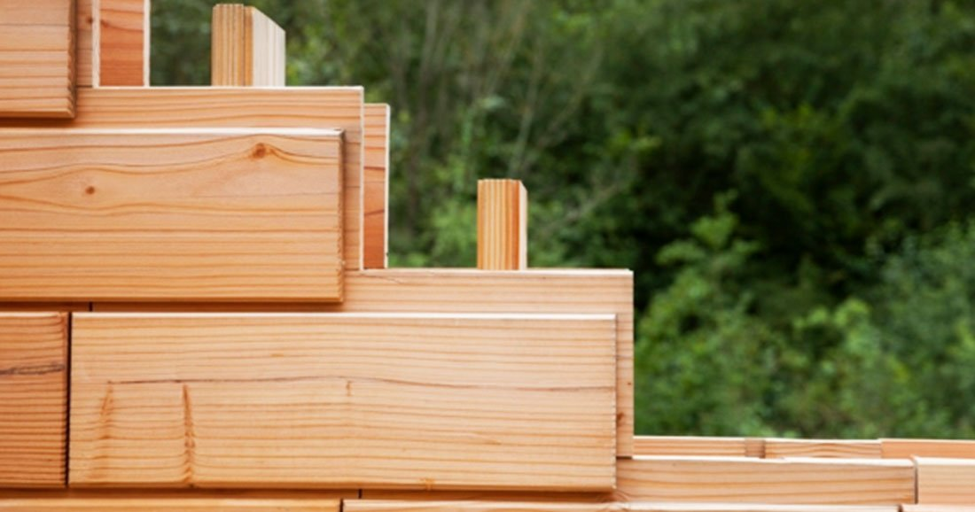 Imagin par des fran ais ce kit permet de construire une maison cologique s - Maison ecologique en kit ...