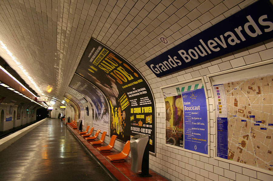 metro-paris-station