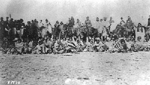 La longue marche des Navajo