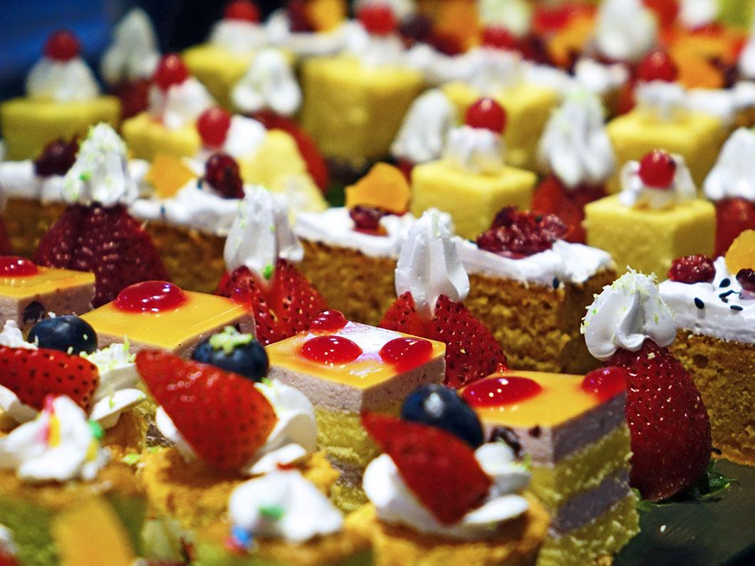 Pensez à vérifier la composition de vos desserts