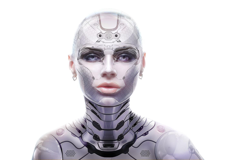 robot-femme