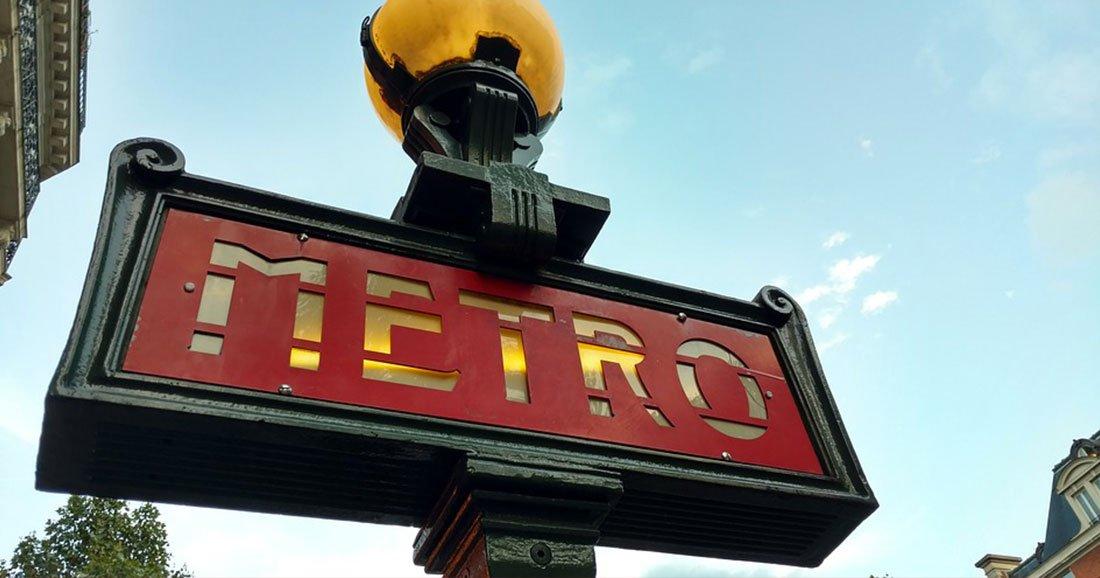 une-metro-paris