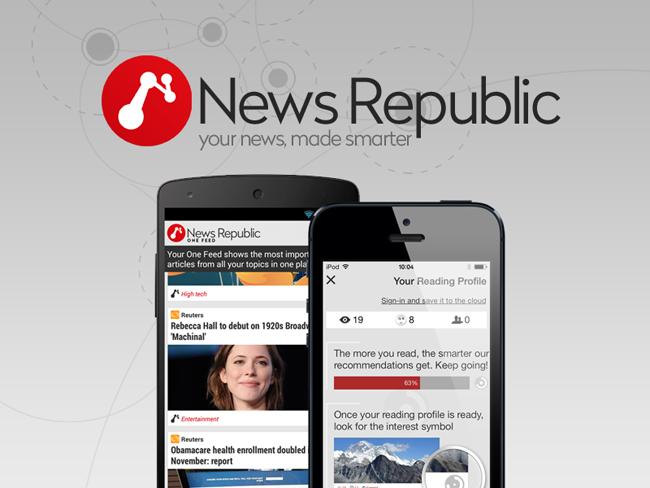 © News Republic - app