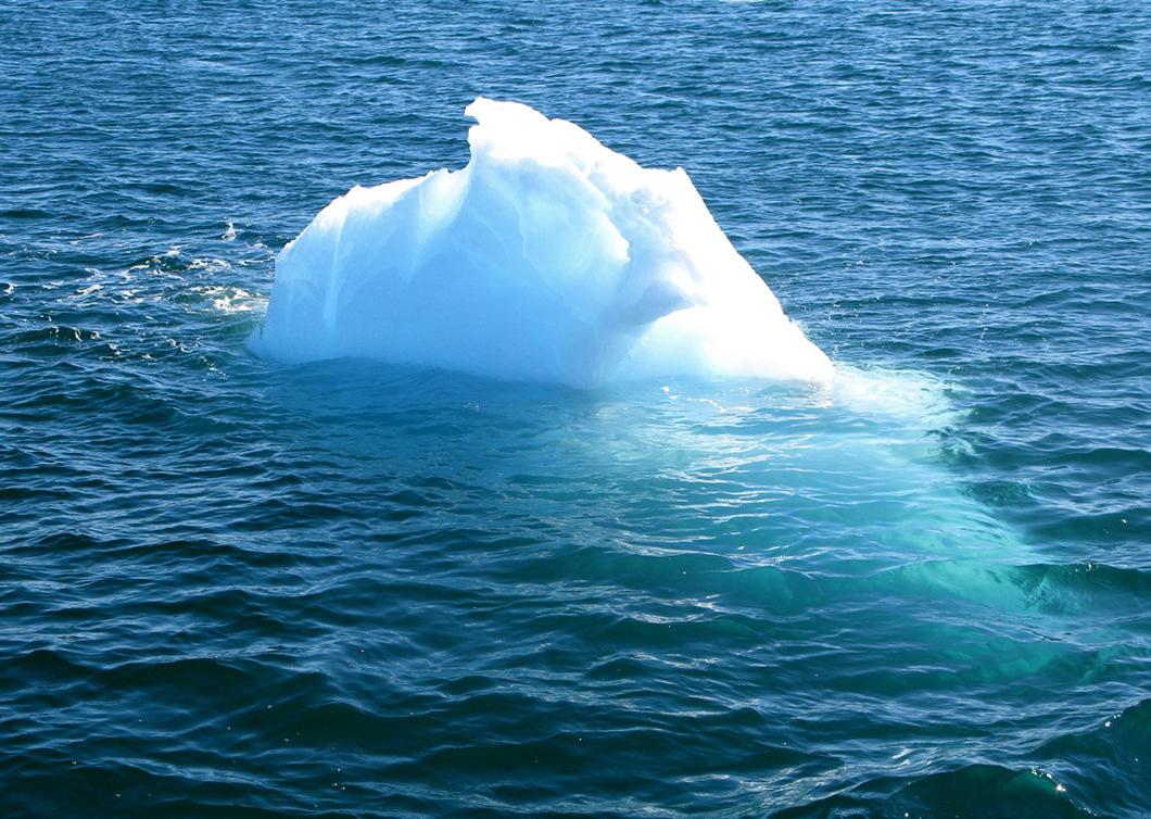 © Wikipédia - Fonte des glaces allarmante