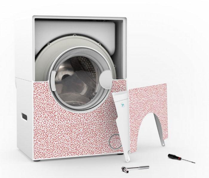 con u par des fran ais ce lave linge a une dur e de vie. Black Bedroom Furniture Sets. Home Design Ideas