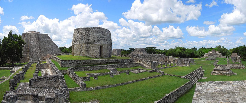 mayapan-ruines