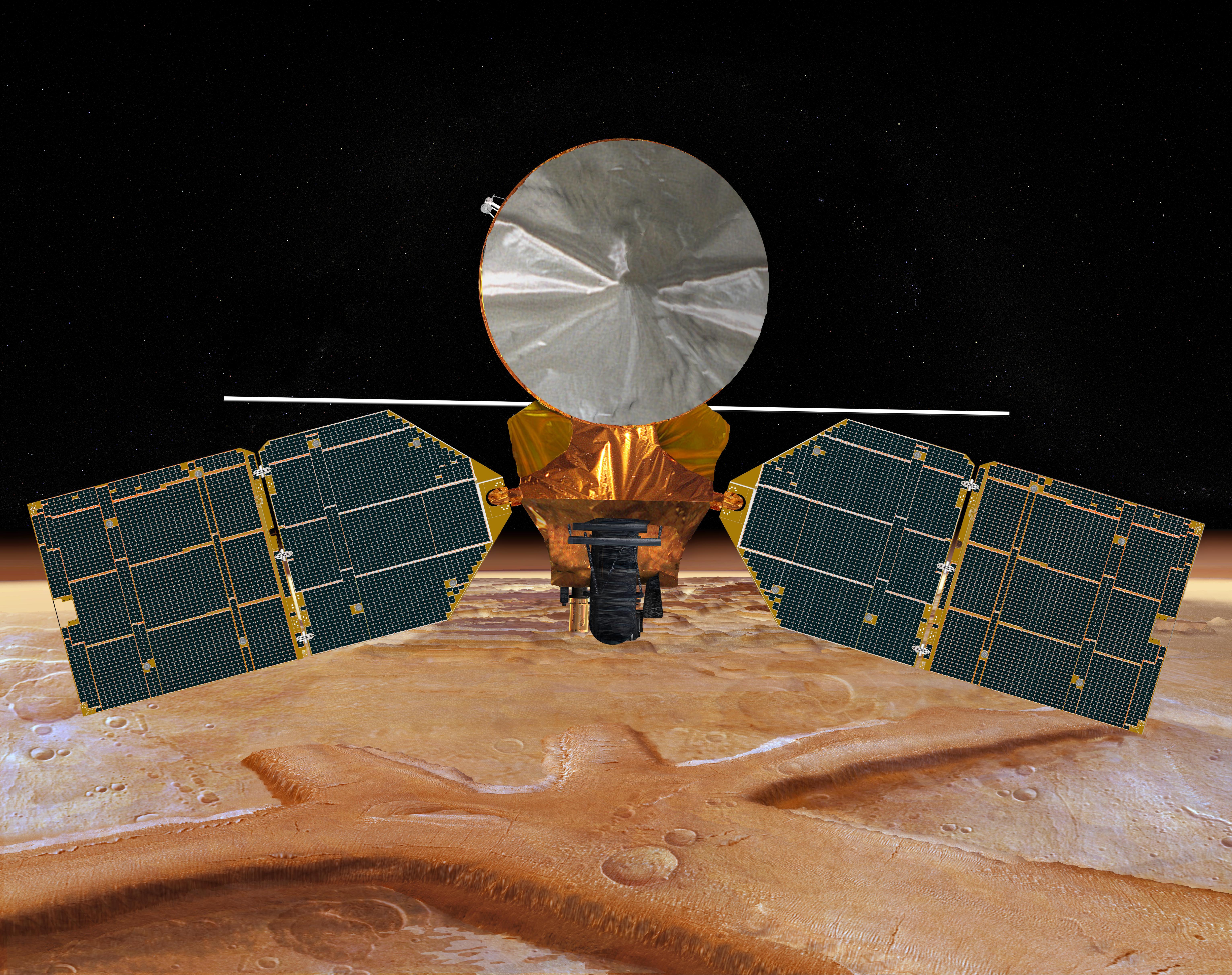 orbiteur-mars-reconnaissance