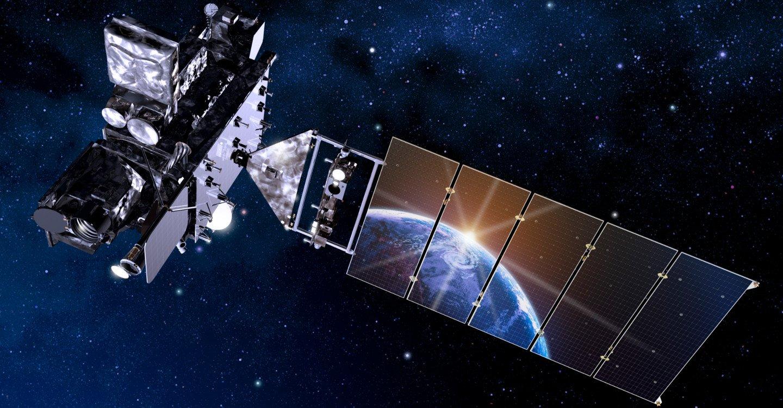 une-satellite