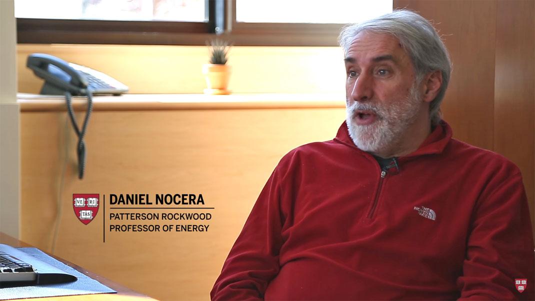 Daniel Nocera