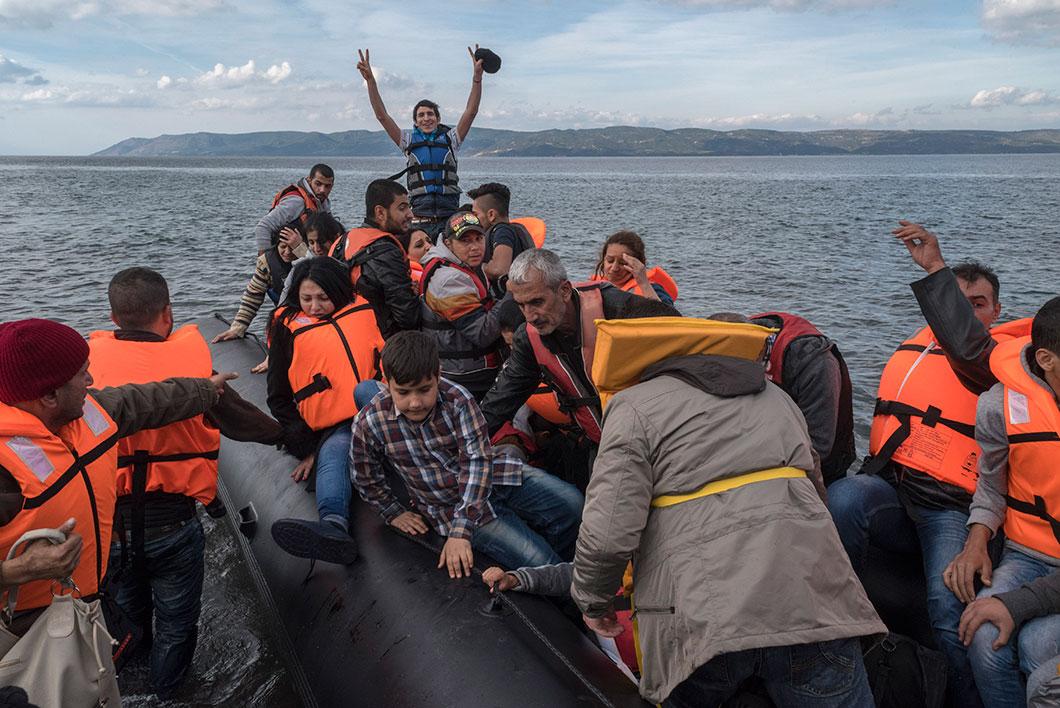 Les crises du monde arabes génèrent des vagues migratoires massives