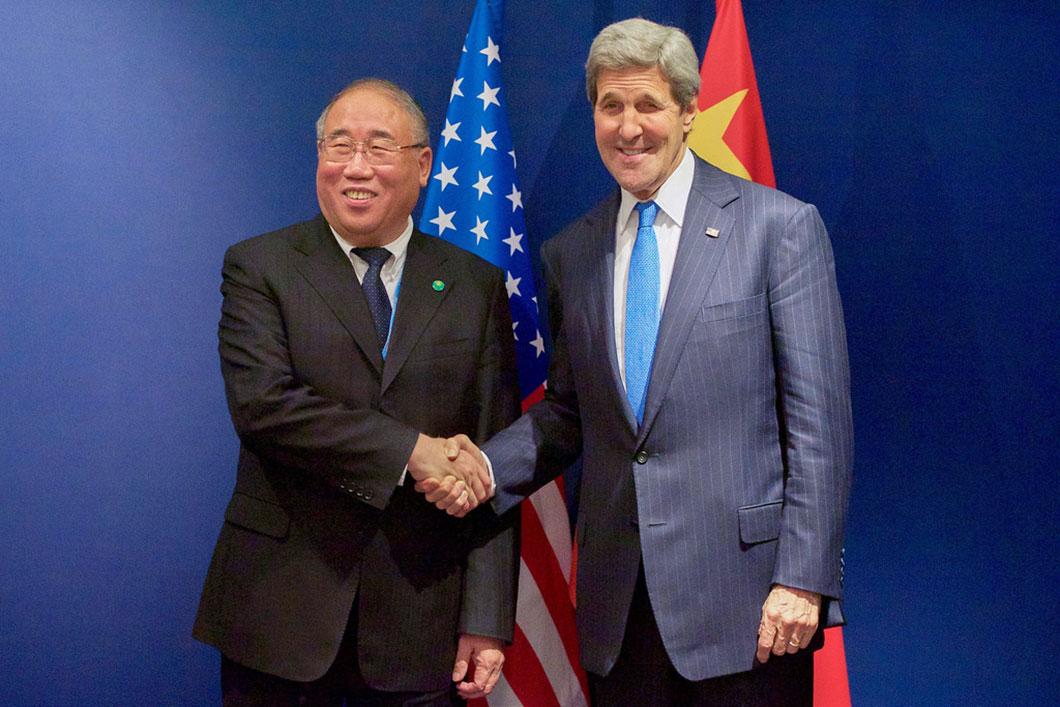 La Chine a signé les accords de Paris dans le cadre de la Cop 21