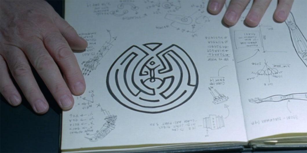 Le labyrinthe a été conçu par Arnold pour mener les hôtes à la conscience...