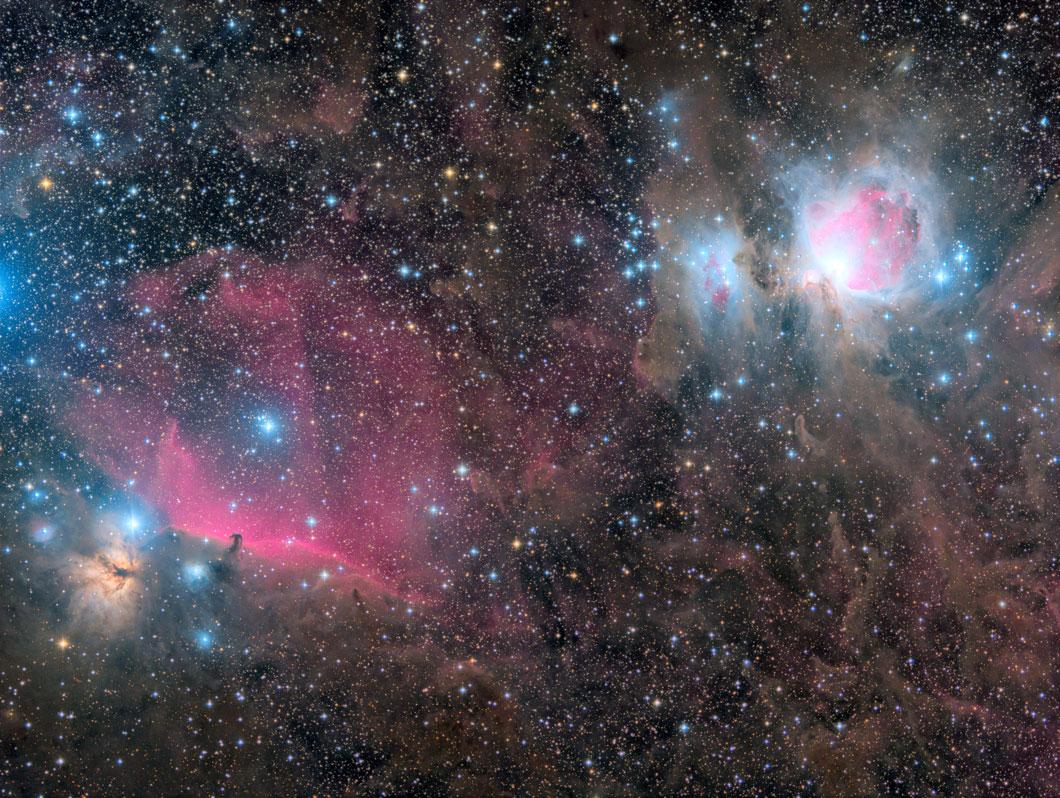 Les couleurs des étoiles