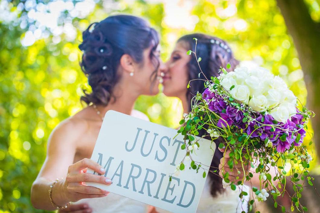 Le mariage entre personnes de même sexe constitue une avancée majeure en terme de droits LGBT