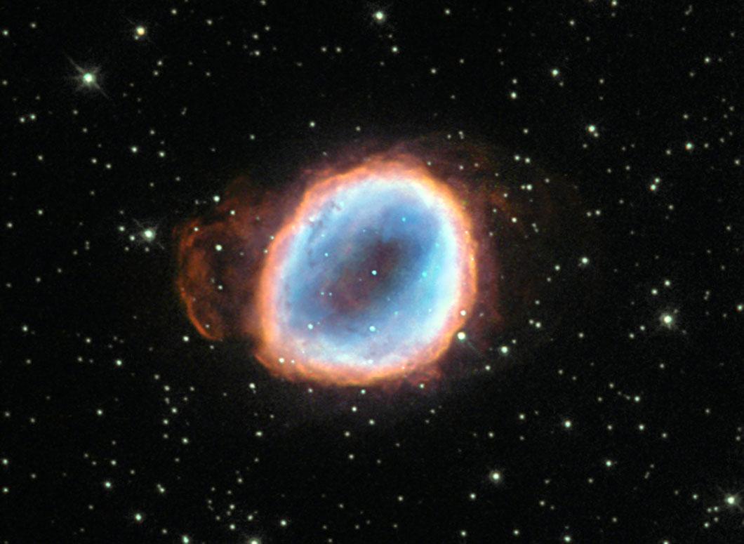 La mort d'une étoile