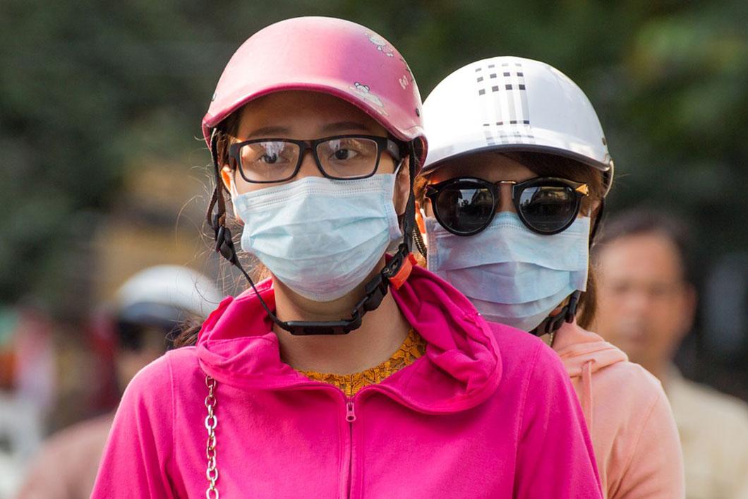 La pollution atmosphérique en Chine engendre des effets très nocifs pour la santé