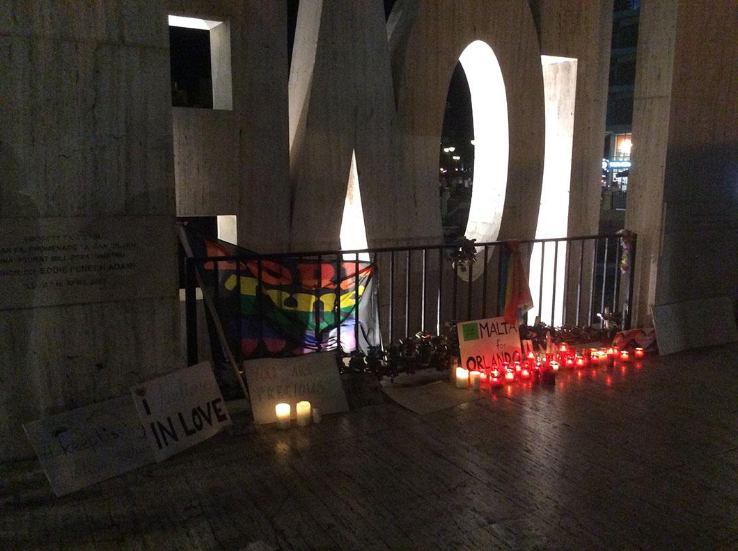 Malte est depuis longtemps investi dans le combat en faveur des droits LGBT