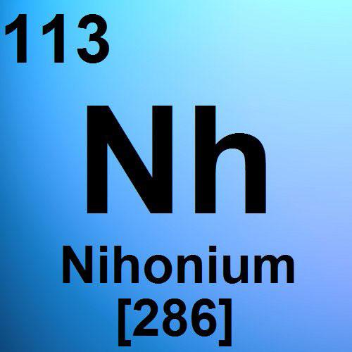 nihonium-113