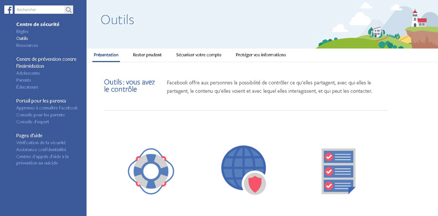 portail-facebook-page-outils
