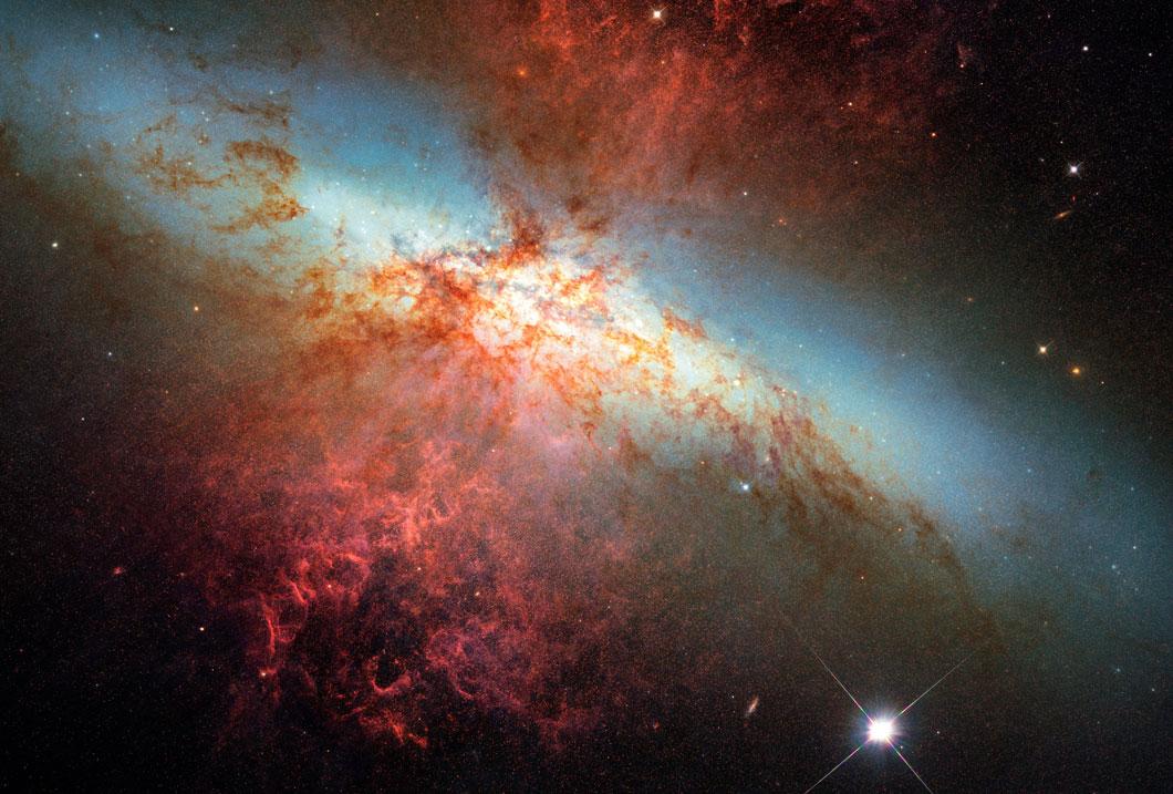 Supernova de M82