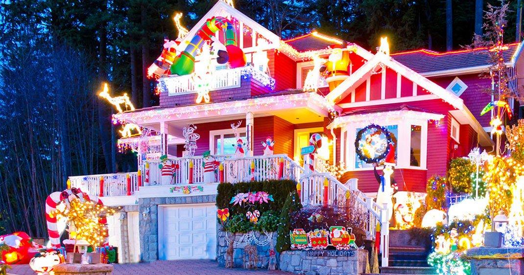 23 Maisons Illuminees Qui Vous Feront Ressentir Toute La