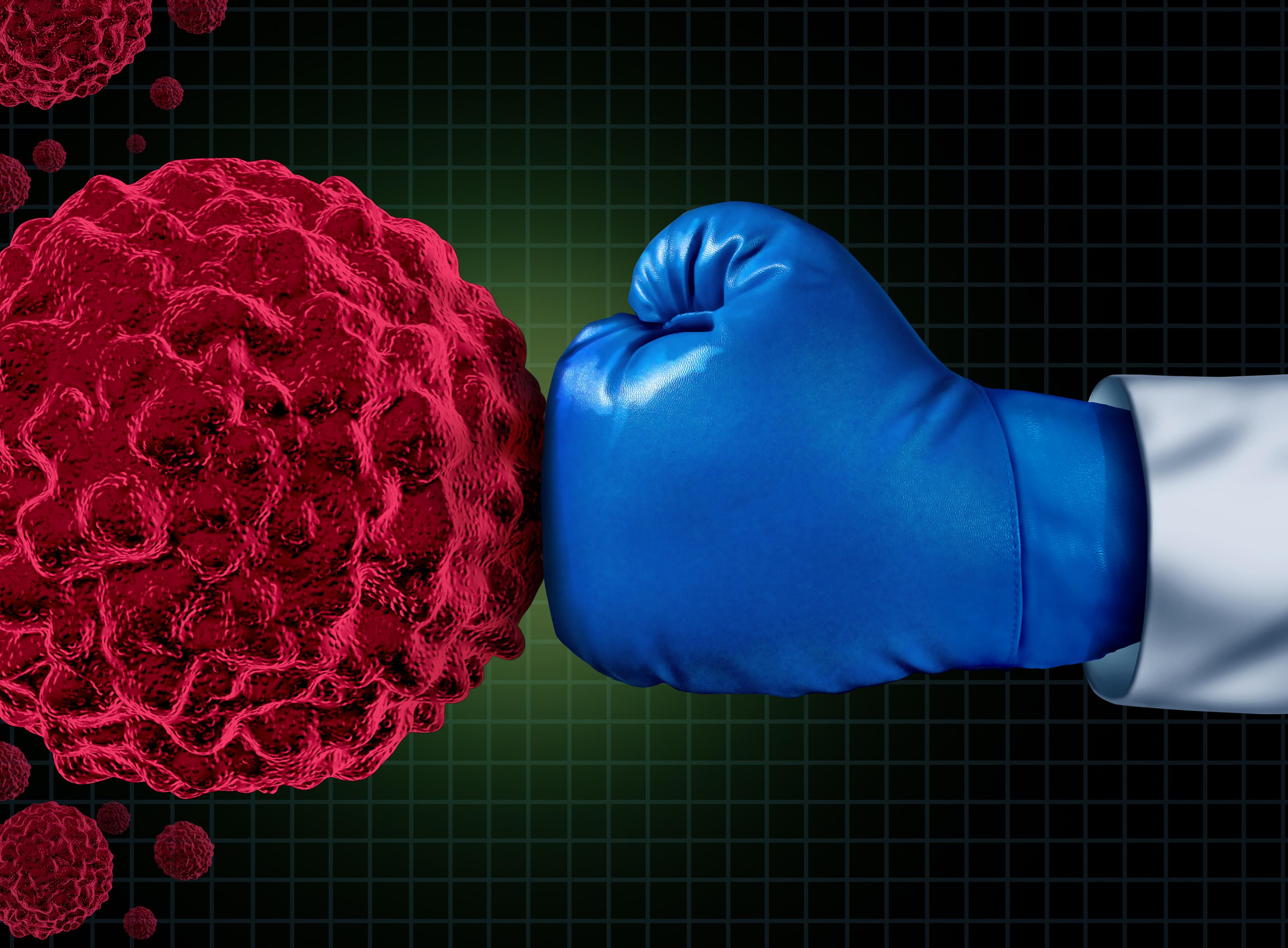 La médecine progresse une fois de plus dans la lutte contre le cancer via Depositphotos