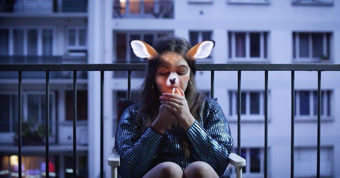 Je suis #UNEBICHE : le film qui dénonce l'obsession des jeunes pour Snapchat