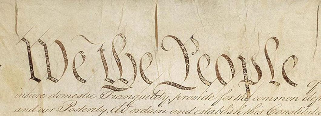Le premier amendement de la Constitution américaine consacre la liberté d'expression