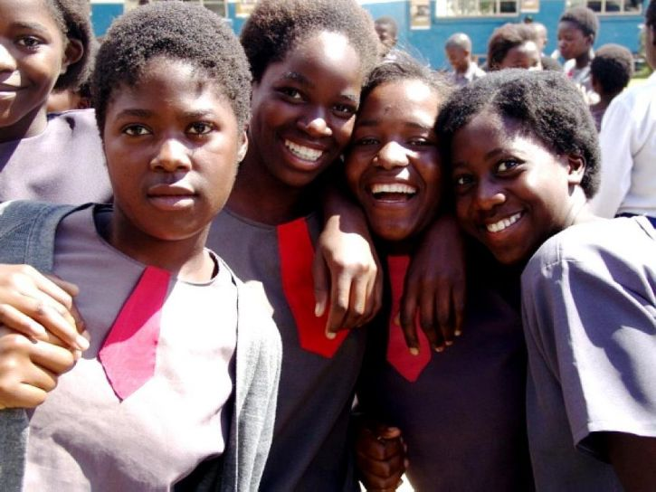 Zambie filles