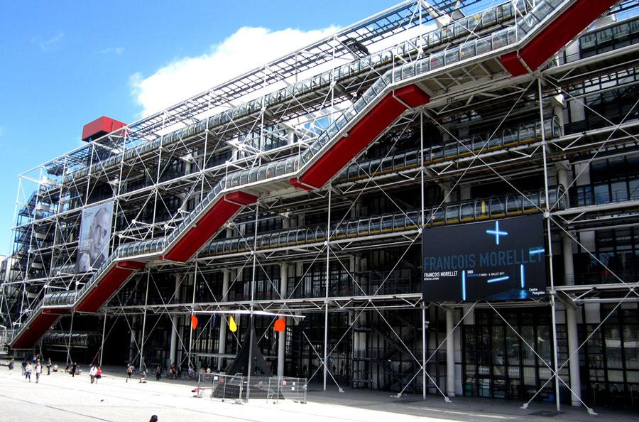 centre-pompidou-architecture
