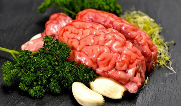 cervelle-singe