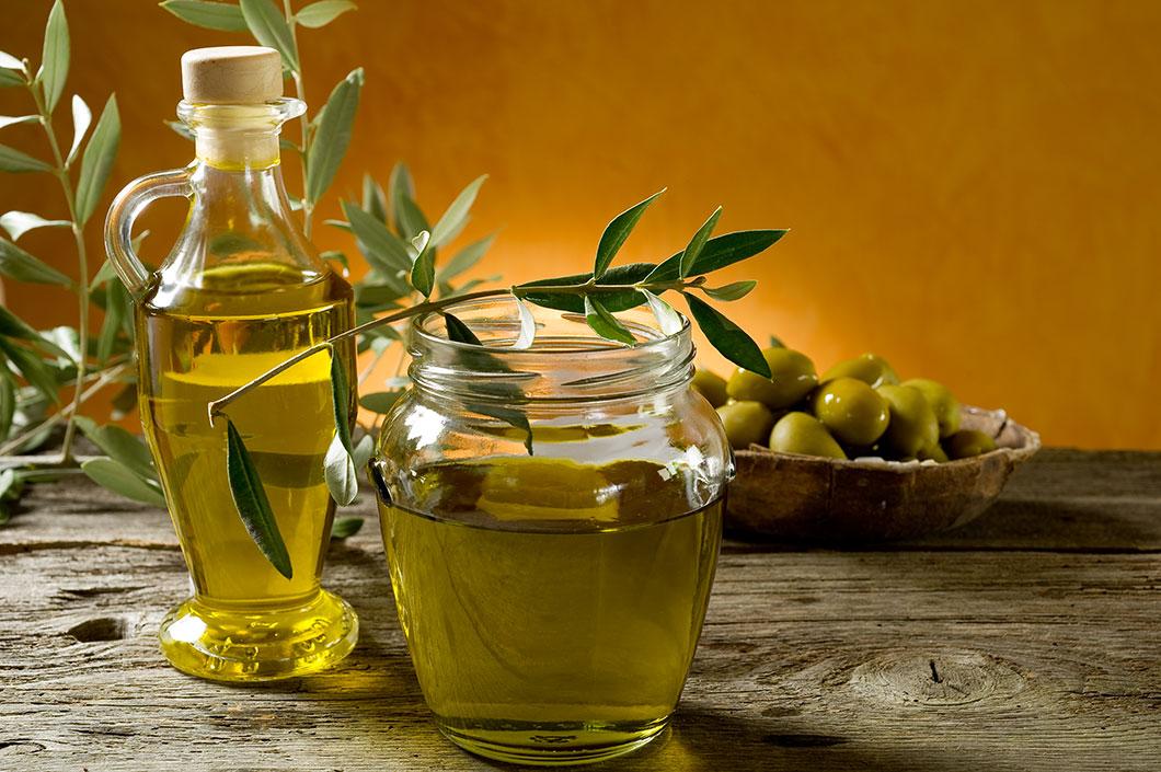 De l'huile d'olive via Depositphotos