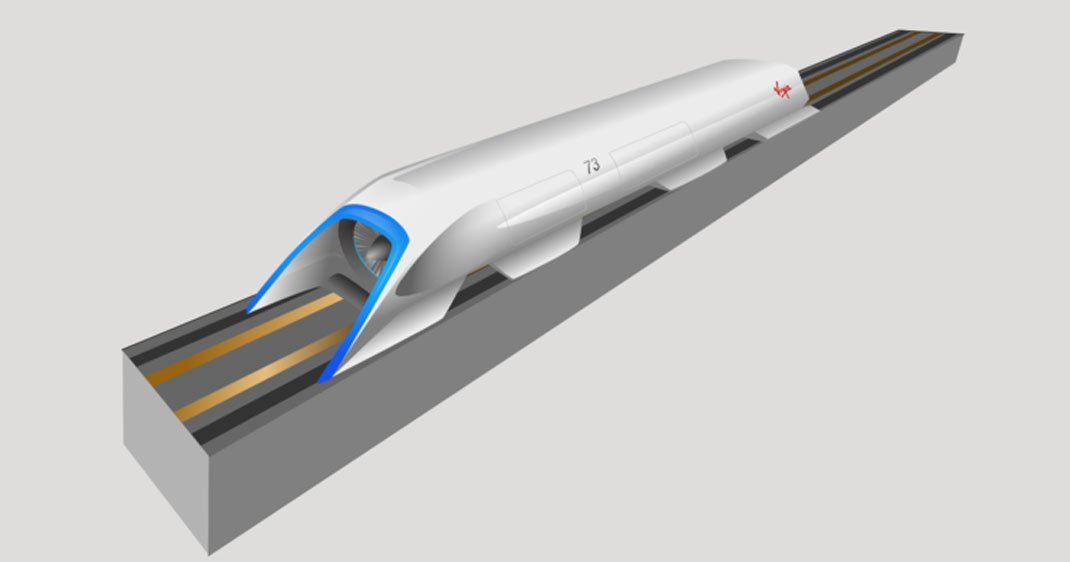 Toulouse un centre d di e la technologie de l hyperloop va ouvrir ses po - Ouvrir une porte avec une radio ...