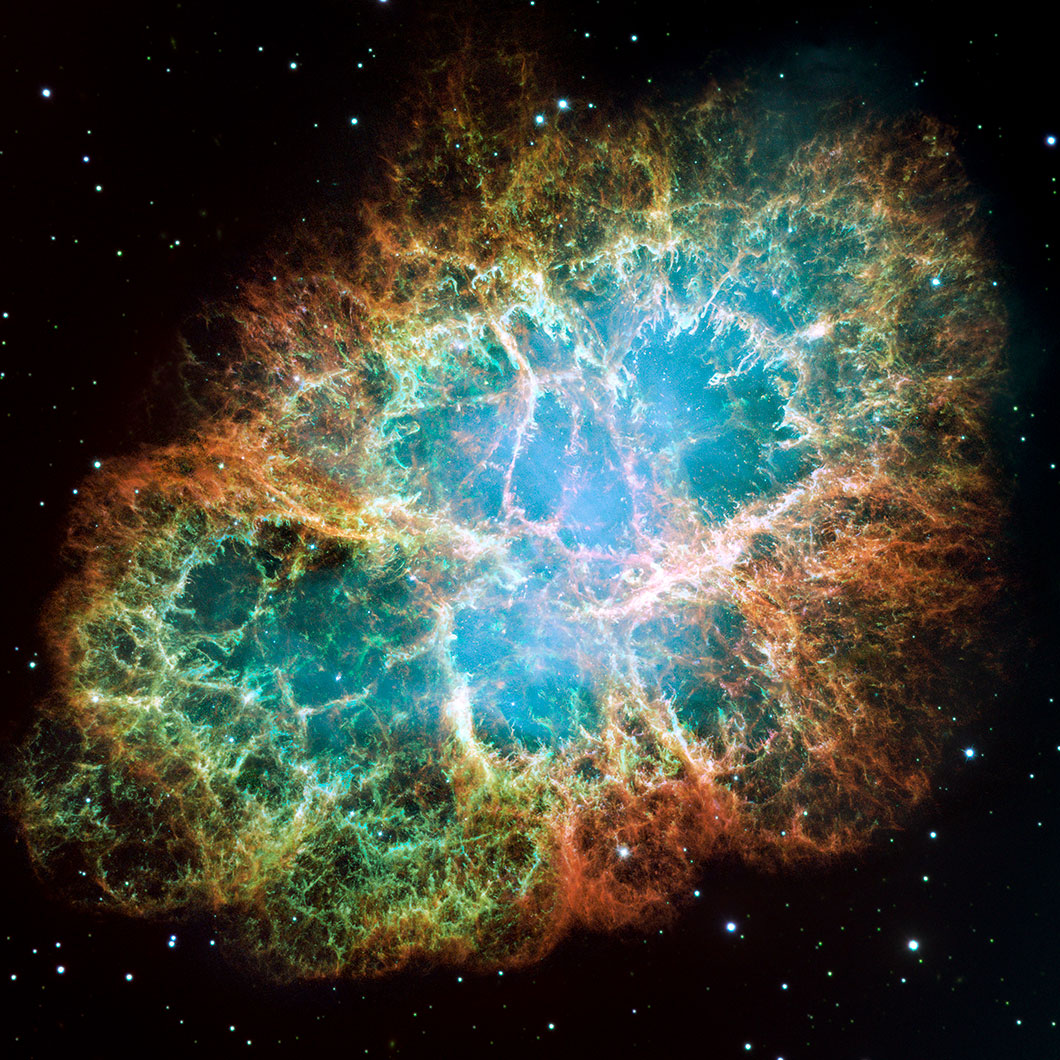 Après avoir explosé en supernova, une étoile peut briller plus qu'une galaxie entière