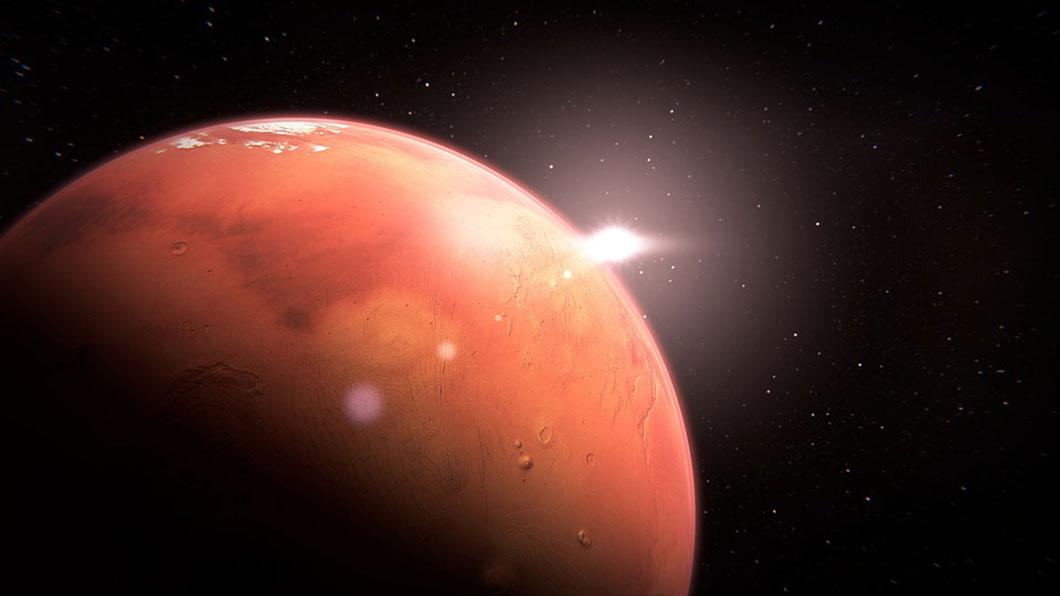 L'expérience menée sur Scott Kelly permet de préparer le voyage sur Mars...
