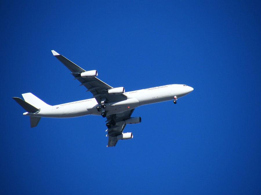 biocarburant-avion-vol