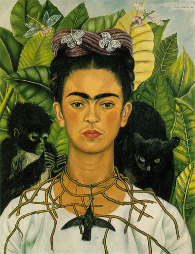 """Résultat de recherche d'images pour """"peinture Frida  Kahlo"""""""