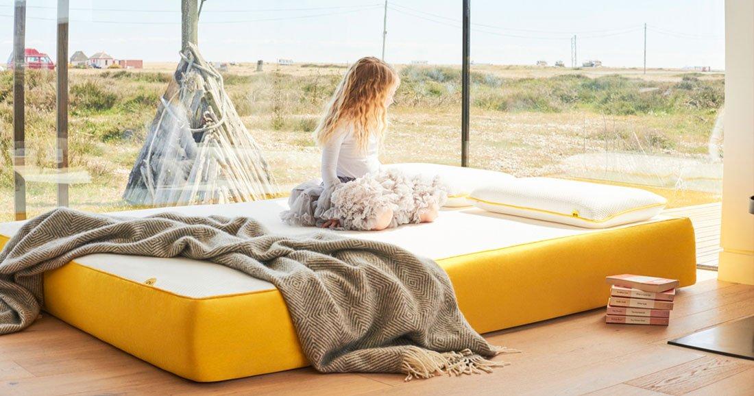 concours tentez de remporter un matelas la pointe de la technologie avec eve daily geek show. Black Bedroom Furniture Sets. Home Design Ideas