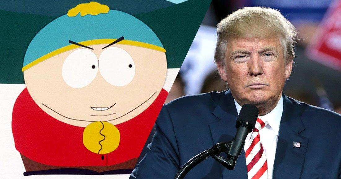 QUIZ : Saurez-vous distinguer les citations de Donald Trump de celles d'Eric Cartman ?