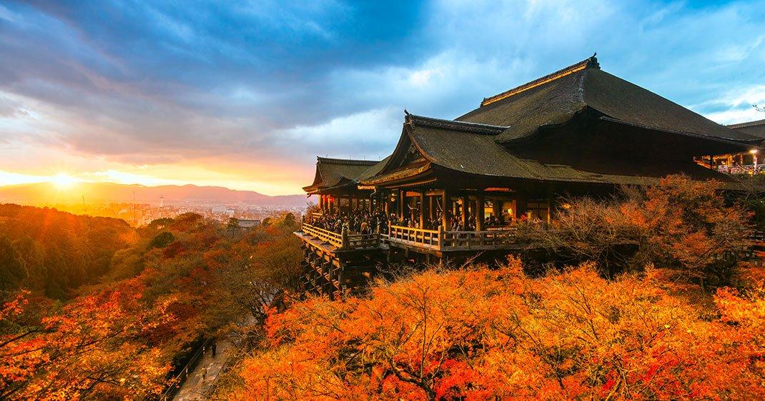 Plongez dans l'histoire de Kyoto, ancienne capitale japonaise à la culture ancestrale préservée ! Par Florent Une-kyoto-histoire