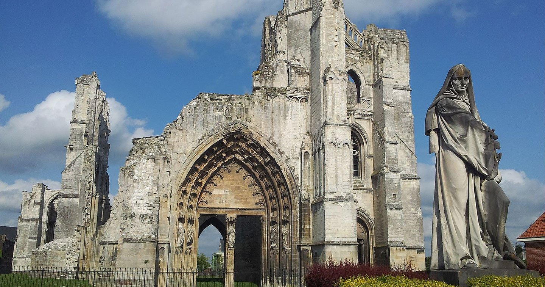ancienne capitale des flandres saint omer est une ville