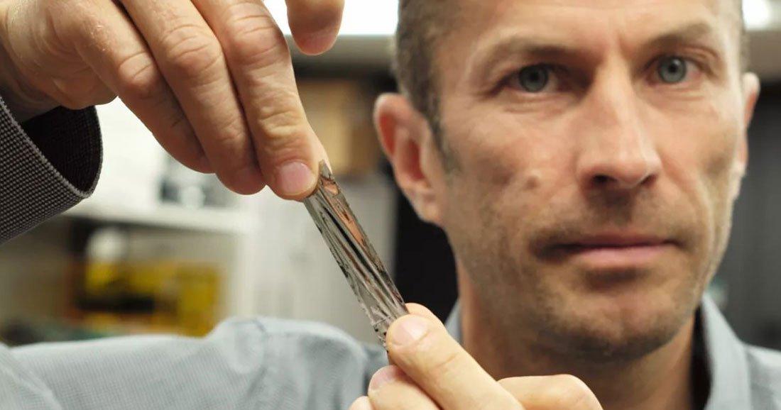 Record de stockage sur bande magnétique