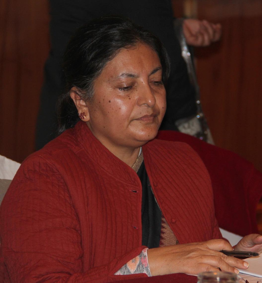 12-Bidhya Devi Bhandari