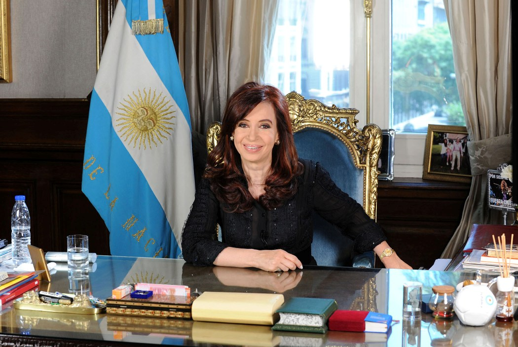 13-Cristina Fernandez de Kirchner