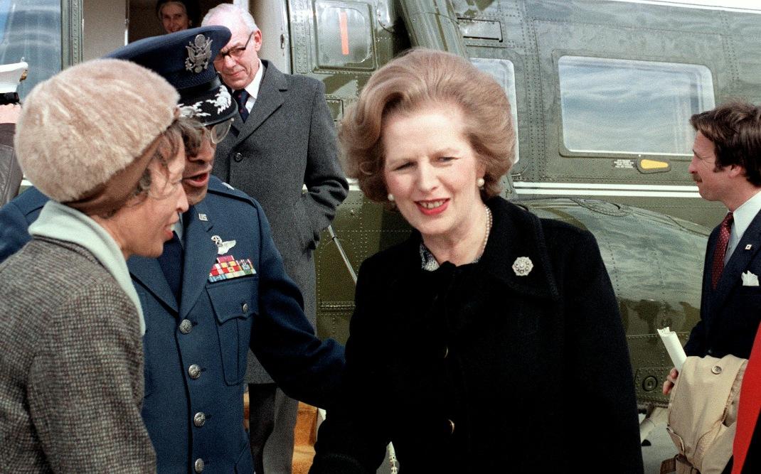 27-Margaret Thatcher