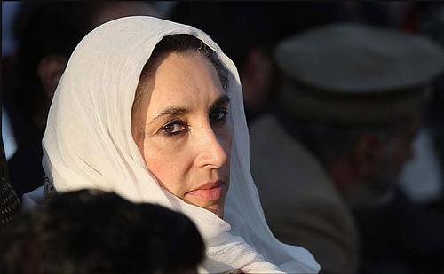 28-Benazir Bhutto