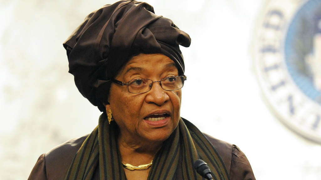 4-Ellen Johnson Sirleaf