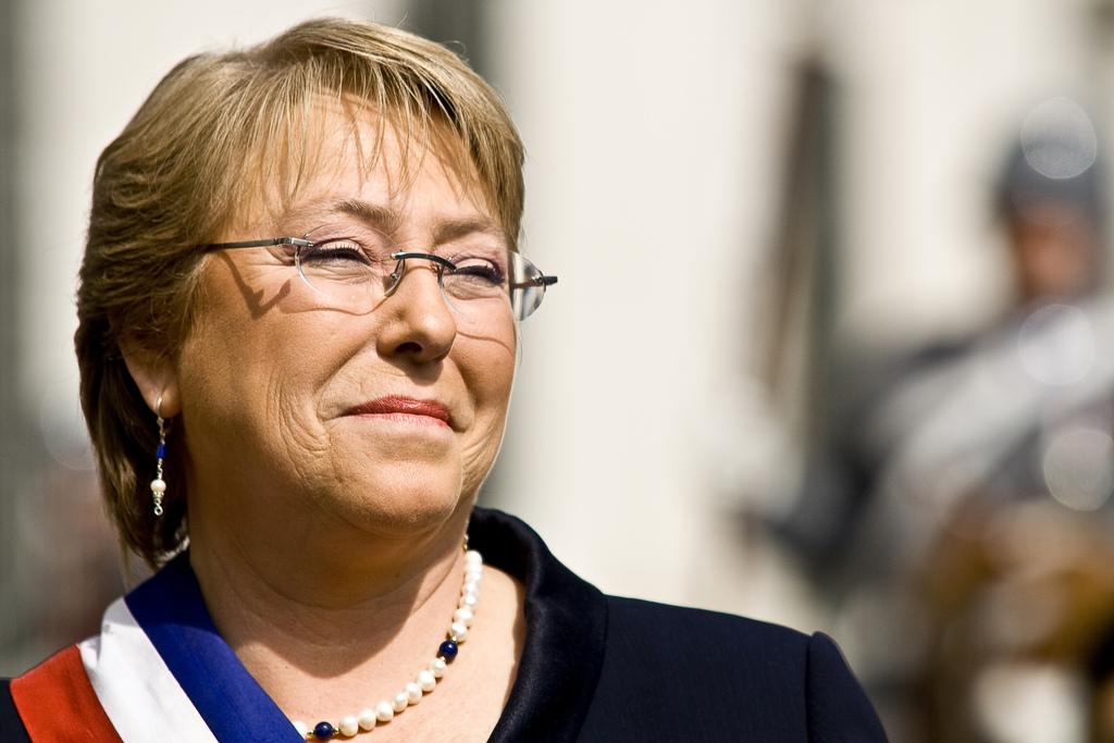 5-Michelle Bachelet
