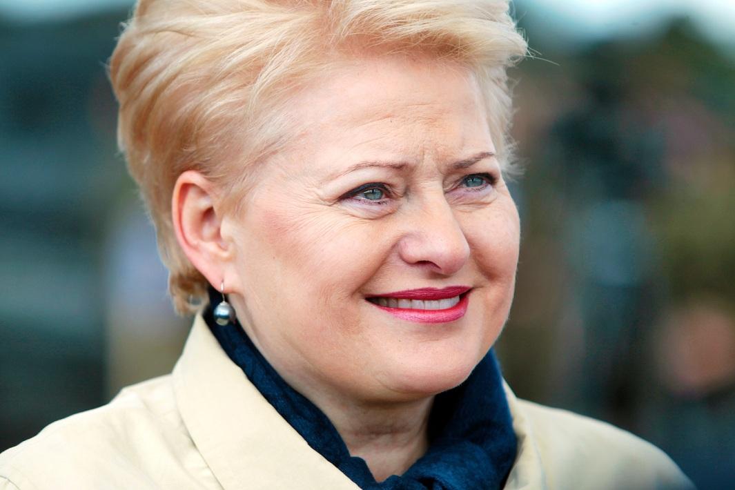 6-Dalia Grybauskaite